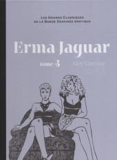 Les grands Classiques de la Bande Dessinée érotique - La Collection -209- Erma Jaguar - tome 3
