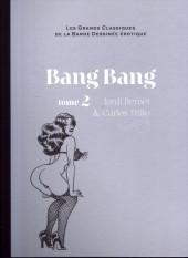 Les grands Classiques de la Bande Dessinée érotique - La Collection -2126- Bang Bang - tome 2