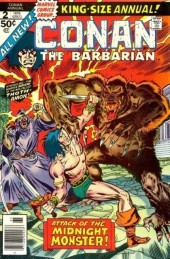Conan the Barbarian Vol 1 (Marvel - 1970) -AN02- The phoenix on the sword!