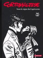 Corto Maltese (Noir et blanc relié) -2- Sous le signe du Capricorne