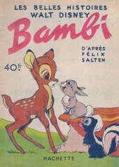 Les belles histoires Walt Disney (1re Série) -1- Bambi