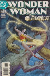 Wonder Woman (1987) -179- Land of the Lost, Part 1: They Might Be Giants!