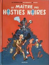 Spirou et Fantasio (Une aventure de.../Le Spirou de...) -11TL- Le Maître des hosties noires