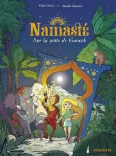Namasté -1- Sur la piste de Ganesh