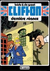 Clifton -12a- Dernière séance