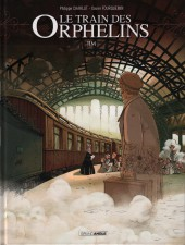 Le train des Orphelins -1b- Jim