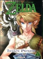 Legend of Zelda (The) - Twilight Princess -1- Tome 1