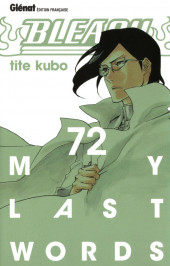 Bleach -72- My last words