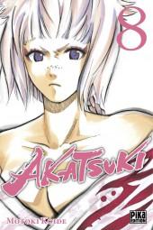 Akatsuki -8- Tome 8