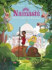 Namasté -2- Dans l'ombre du dieu singe
