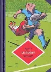 La petite Bédéthèque des Savoirs -15- Le Rugby - Des origines au jeu moderne
