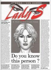 Lady S. -9a2015- Pour la peau d'une femme