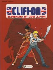Clifton (en anglais) -7- Elementary, my dear Clifton