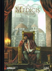 Médicis -1TL- Cosme l'Ancien - De la boue au marbre