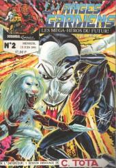 Les anges gardiens (Les méga-héros du futur !) -2- Diaboliquement vôtre