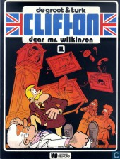 Clifton (en néerlandais) -1- Dear Mr. Wilkinson