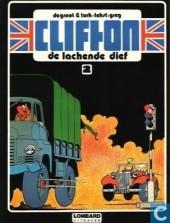 Clifton (en néerlandais) -2- De lachende dief