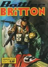 Battler Britton -266- L'île occupée - Camouflage - Coûte que coûte