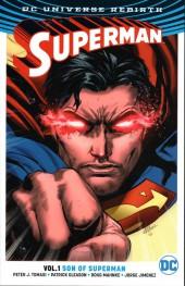 Superman (2016) -INT01- Son of Superman