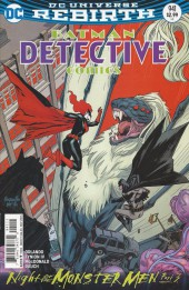 Detective Comics (1937), Période Rebirth (2016) -941- Night of the Monster Men Part 3