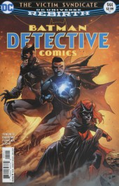 Detective Comics (1937), Période Rebirth (2016) -944- The Victim Syndicate Part Two: Payback