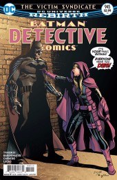 Detective Comics (1937), Période Rebirth (2016) -945- The Victim Syndicate: Part Three: Unforgiven