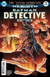 Detective Comics (1937), Période Rebirth (2016) -946- The Victim Syndicate Part Four: Death Wish