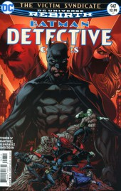 Detective Comics (1937), Période Rebirth (2016) -947- The Victim Syndicate Finale: The Brave One