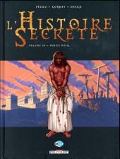 L'histoire secrète -34- Messie Noir