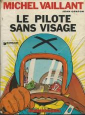 Michel Vaillant -2c78'- Le pilote sans visage