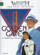 Largo Winch -11b10- Golden Gate