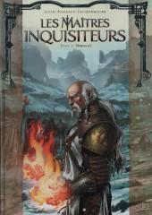 Les maîtres inquisiteurs -3a- Nikolaï