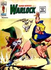 Super Heroes presenta (Vol. 2) -17- Muerte en el corazón de la Tierra