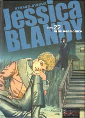 Jessica Blandy -22- Blue harmonica