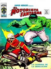 Super Heroes presenta (Vol. 2) -19- La carrera de la desolación