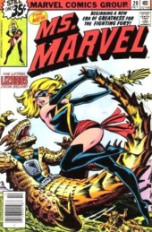 Ms. Marvel (1977) -20- The All-New Ms. Marvel