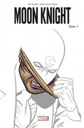 Moon Knight (100% Marvel - 2017) -1- Bienvenue en Nouvelle Égypte