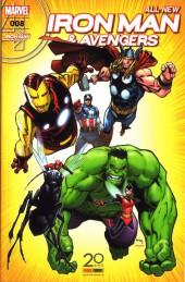 All-New Iron Man & Avengers -8VC- Coup De Jeune