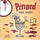 Sous Bock -2- Pinard mon nectar