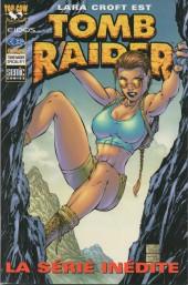 Tomb Raider (Spécial) -1- Le masque de Méduse