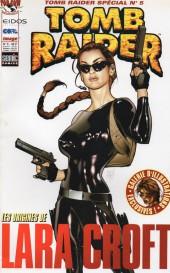 Tomb Raider (Spécial) -5- Les origines de Lara Croft