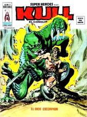 Super Heroes presenta (Vol. 2) -22- El Dios escorpión