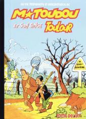 M. Toudou et son singe Toulour -2- Tome deux