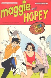 Maggie and Hopey Color Special (1997) -1- Maggie and Hopey Color Special