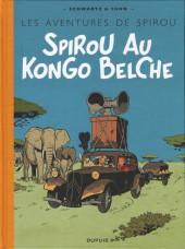 Spirou et Fantasio (en langues régionales) -11Brux- Spirou au kongo belche