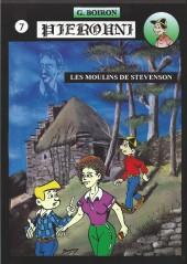 Pierouni -7- Les moulins de stevenson