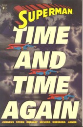 Superman (TPB) -INT- Time and Time Again