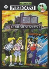 Pierouni -9- Le miroir de bouzols