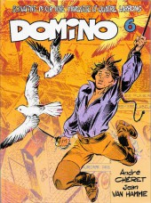 Domino (Chéret) -6Pir- Sonatine pour une Marquise et Quatre Larrons