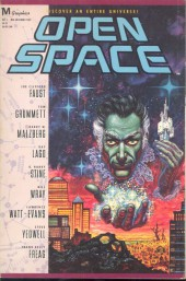 Couverture de Open Space (1989) -1- Open Space
